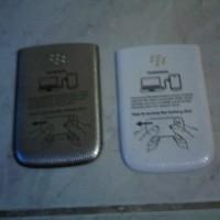 casing belakang / tutup baterai blackberry Torch 2 9810