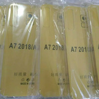 Softcase Anti Crack Samsung Galaxy A7 2018