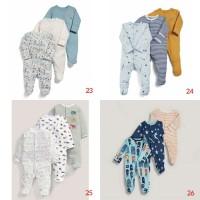 Mamas Papas Sleepsuit baby/ Baju tidur bayi mama papas 3in1
