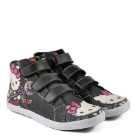 GHHCNZ,sepatu sneaker/sekolah anak perempuan/sepatu boots hello kitty