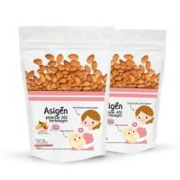 Collagen Almond Milk Asigen Pelancar Asi Booster Almond dengan kolagen