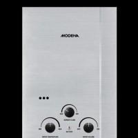 Harga Super Promo Gas Water Heater Modena Gi-6S .6 Liter.Menit. Murah