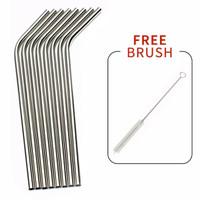 sedotan & sedotan stainless steel 1sedotan+free 1sikat