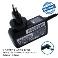 Adaptor Charger Acer Aspire 722, D255, D260, 19v 2.15a grade original