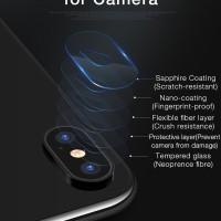 Iphone XS Max Anti Gores CAMERA FLEXIBEL GLASS/PELINDUNG/ CAMERA