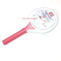 raket nyamuk moztec by krisbow / perangkap anti bebas alat nyamuk