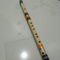 Bb middle bansuri Flute