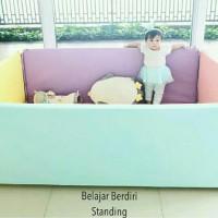 Baby guard bumper bed playmat - box matras bermain bayi - Kimo playmat
