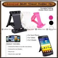 Multi Stand Holder HP Handphone Tablet Dock Docking Universal