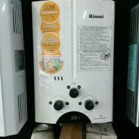 PROMOOOO!!!!! Water heater gas instant RINNAI REU 5CFC (low pressure)