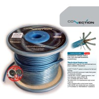 Connection By Audison AWG 8 Hi-Grade Audiophile Cable