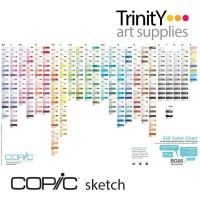 Copic Sketch Marker Individual Eceran Satuan