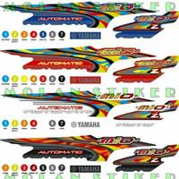 Sticker Striping Variasi Thailand Thailook Mio (MIO SPORTY Z)