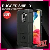Case Xiaomi Pocophone F1 Case Soft TPU Rugged Shield Back Cover For