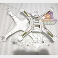 Cover Body Set Top & Bot Dji Phantom 3 Adv Pro + Screw