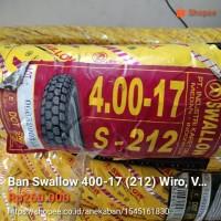 Ban Swallow 400-17 (212) Wiro, Velg ring 17, Tubetype