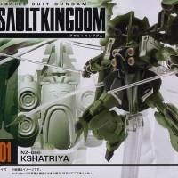 Gundam Assault Kingdom EX 01 Kshatriya - Gundam Unicorn