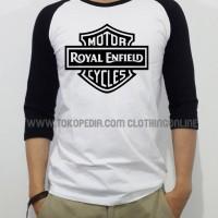 T-shirt Royal Enfield - Raglan