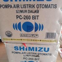 Mesin Pompa Air Shimizu PC 260 BIT