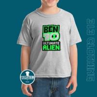 Kaos Anak Baju Anak T-Shirt Anak BEN 10 - 313 Cloth