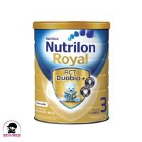 NUTRILON Royal 3 Susu Pronutra Vanila Tin 800g