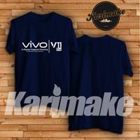 Kaos Baju Gadget Vivo V11 Perfect Shot Kaos Handphone - Karimake