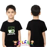 Tshirt Baju Kaos Anak Anak Ben 10 Omniverse - Unisex