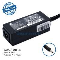 Charger Adaptor Original HP Mini 19V 1.58A