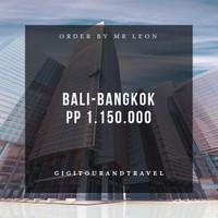 Bali Bangkok PP Mr Leon