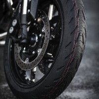 Michelin 120/70-17 Road 5 Front Ban Tubeless Motor Sport Racing Road5