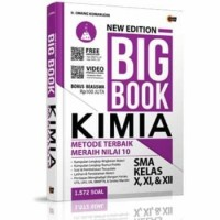 New Edition Big Book Kimia SMA Kelas X, XI, & XII