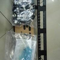 AMP/Commscope Patch Panel 24 Port Cat.5e