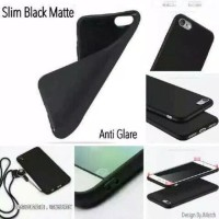 Slim Case Black matte untuk type Xiaomi Mi Max 2