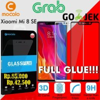 MOCOLO Xiaomi Mi 8 SE Mi8 SE Tempered Glass MOCOLO 3D Full Cover Edge