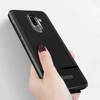 Xiaomi Poco F1 Pocophone F1 Rugged Protec Back Soft Case Cover Casing