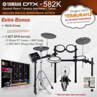 Drum Elektrik Yamaha DTX582 / DTX582K / DTX 582 / DTX 582K