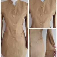 Setelan Blazer Baju Kantor Pemda PNS Code 934 Wanita rok& celana khaki