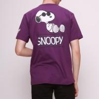Erigo - Snoopy 011 Purple T-Shirt
