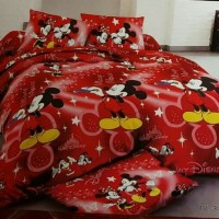 SPREI LOUVRE 3D MICKEY MOUSE 120 x 200