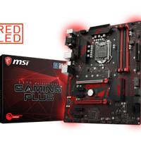 MSI Z370 Gaming Plus (socket 1151 Coffee Lake)