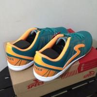 Sepatu Futsal Specs Horus Tosca Orange 400338 Original BNIB Best Sel