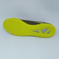 Sepatu futsal specs original Quark IN evil olive zest green new 2018