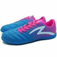 Sepatu Futsal Specs Equinox IN Emperor Red Yellow Tulip Blue Best Se