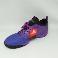 Sepatu futsal specs original Metasala Musketeer deep purple new 2018