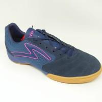 Sepatu futsal specs original Metasala Rival Galaxy blue pink new 201