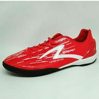 Sepatu Futsal Specs Accelerator Lightspeed IN Red White Best Seller