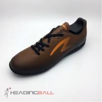Sepatu Futsal Specs Original Eclipse IN Black Bitter Brown 400676 BN