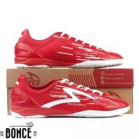 Sepatu Futsal Specs Accelerator Lightspeed Red White Best Seller