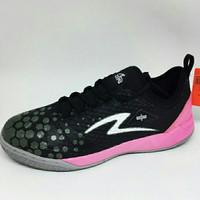 Sepatu Futsal Specs Metasala knight Black Dark Granite maiden Best S