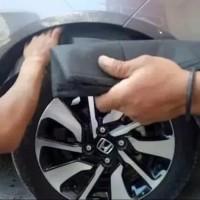 Peredam suara berisik ban mobil Nissan grand Livina